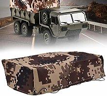 DAUERHAFT Stable RC Truck Tent Camouflage Design