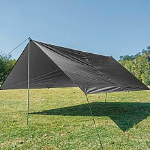 DAUERHAFT Ultralight Tent 210T Silver Coated