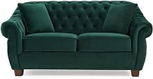Daventry 2 Seater Chesterfield Sofa Rosalind