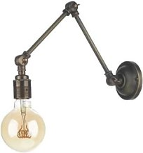 David Hunt lighting - Brass Hoxton Table Lamp -