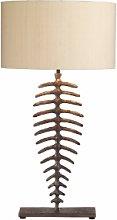 David Hunt lighting - Bronze Silk Angler Table