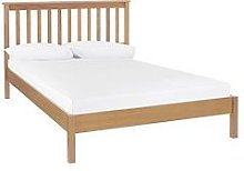 Dawson Low Foot End Bed Frame With Mattress