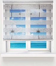 Day and Night Zebra Window Roller Blind With