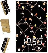 Day Clock LED Digital Desk & Wall Alarm Day Clock