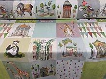 Day Out Prestigious Textiles Cotton Designer