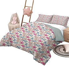 DayDayFun 3 Piece Bedding Sets Baby for Boys and