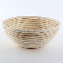 DAYNECETY 1pc Bread Basket Bin Proof Willow Food