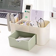 DAYNECETY Plastic Desktop Organiser Drawer Remote