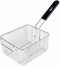 DaysAgo Stainless Steel Deep Fry Basket Rectangle