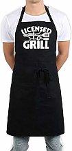Daytripper Licensed To Grill Funny Kitchen BBQ