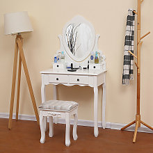 Dazhom - Dressing Table, Make-up Table, with 1