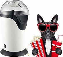 dbsdfvd Popcorn Maker,Electric Hot Air Popcorn