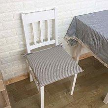 DBWIN Detachable Cotton Simple Chair Cushion,