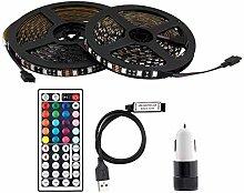 DC 5V USB LED Lights Strip RGB TV Backlight SMD