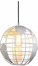 DC CLOUD Hanging Lamp Vintage Globe Pendant Lamp
