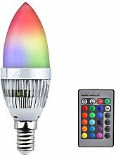 DC CLOUD Light Bulb Dimmable Lamp With Color
