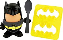 DC Comics Official Batman Egg Topper, Egg Cup and