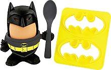 DC Comics Official Batman Egg Topper, Egg Cup and