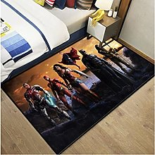 Dc Justice League Carpet Personality Home Living