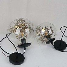 DC Wesley Chandelier Modern Simple Creative Glass