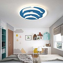 DC Wesley Children's Room Lamp Personality Boy