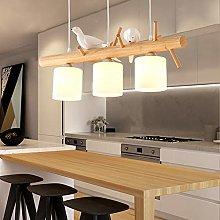 DC Wesley Nordic Wood Modern Style Bird Restaurant