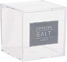 Dcasa Acrylic Salt and Pepper Shakers Bento Lunch