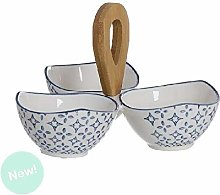 Dcasa Bowl Pica Ceramic Containers Bento Lunch