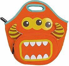 Dcasa Neoprene Lunch Bag for Home, Unisex, Adult,