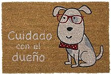 DCASA Non-Slip Owner Reference DC Doormats Home