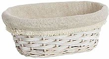Dcasa Oval Basket Bento Lunch Boxes Food Carrier