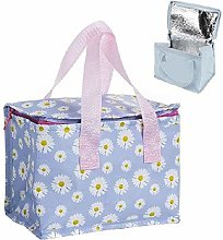 Dcasa Snack Daisy Thermal Bags Bento Lunch Boxes