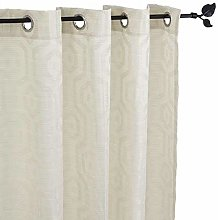Dcasa Unisex Adult Home Textile Curtain Sets one