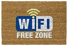 DCASA WiFi Free Zone Reference DC Home Textiles