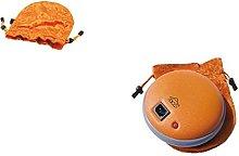 DCG Eltronic HW9006 Indoor 500W Orange Space Heater