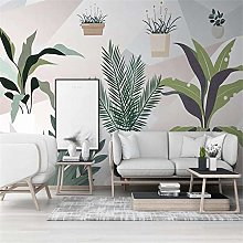 Dcivey 3D Wallpaper Mural Photo Nordic Geometric