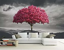 Dcivey Wallpaper Nordic Artistic Conception A Tree