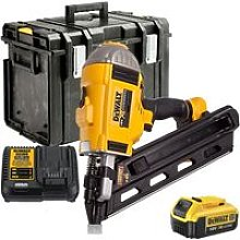 DCN692 18V Brushless Framing Nailer 90mm with 1 x