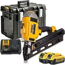 DCN692 18V Brushless Framing Nailer 90mm with 2 x