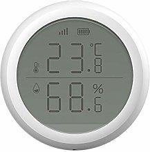 Dcolor Temperature Sensor Zigbee Temperture Heat