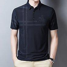DCRZTY Men'S Polo Shirt Short Sleeve,Classic