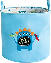 DDHZTA Laundry Basket Collapsible Fabric Nursery