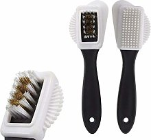 DDyna 3 Side Portable Size Handheld Cleaning Brush