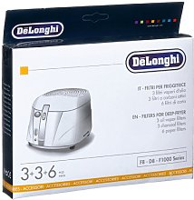 De'Longhi F8-F1000 Series Deep Fryer Filter