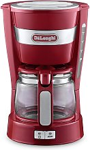De'Longhi ICM14011.R Active Line Filter Coffee