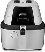 De'Longhi Ideal Fry Hot Air Fryer, (6 Portions