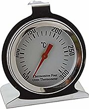 De Buyer 4885.01 Stainless Steel Oven Thermometer