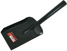 De Vielle KAM006377 Fireplace Coal Shovel 5in Black