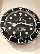 Dealer Wall Clock Submariner GMT Rolex style