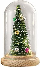 DealmerryUS Creative Christmas Tree Glass Cover